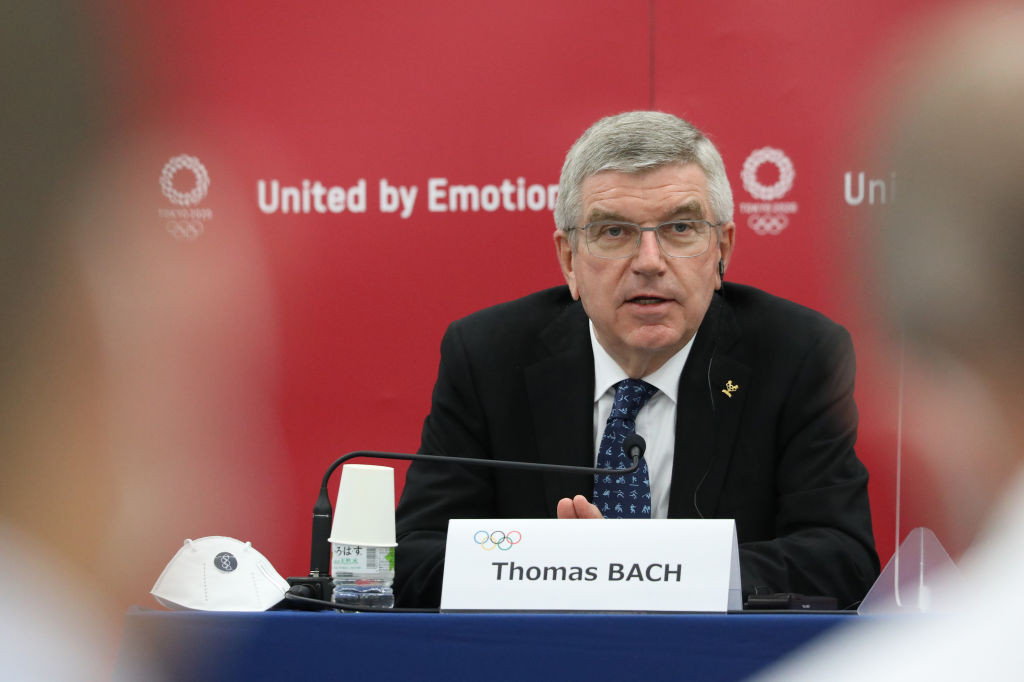 IOC President Thomas Bach is in Tokyo this week to inspect preparations for the 2020 Olympic and Paralympic Games ©Getty Images