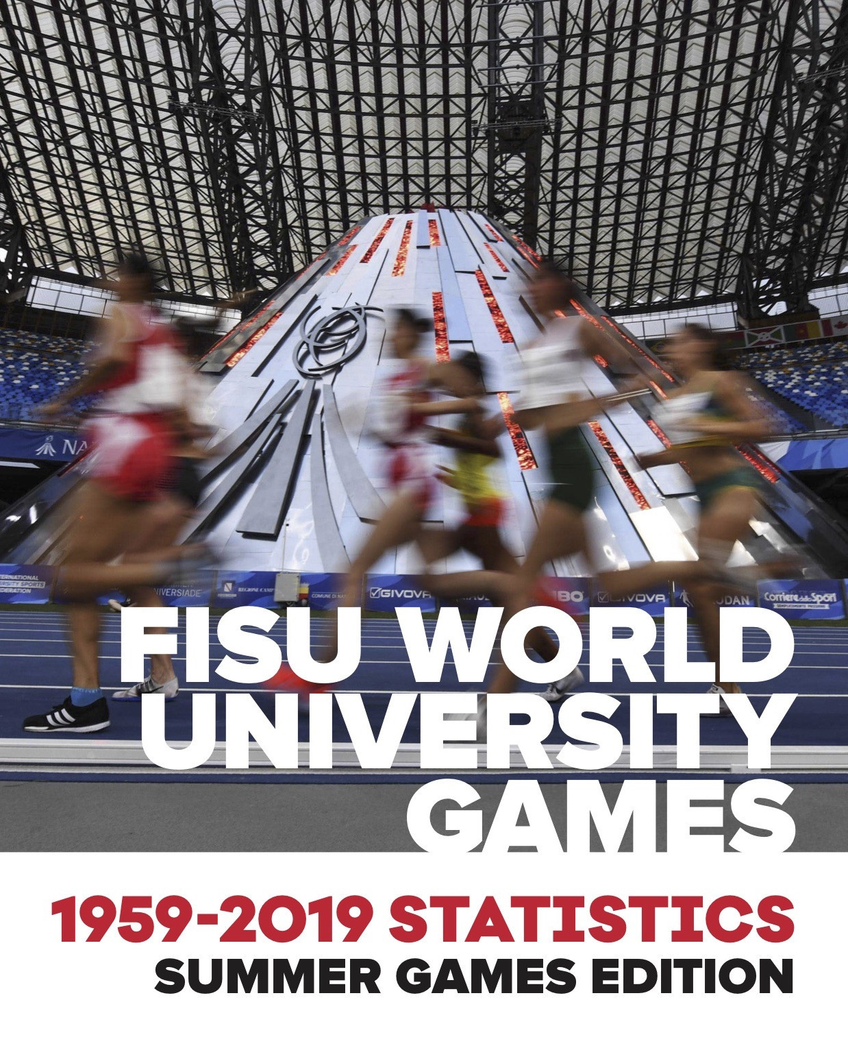FISU publish new Summer World University Games statistics book
