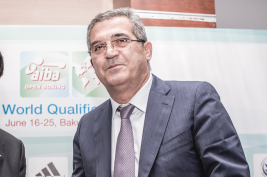 Suleyman Mikayilov is one of seven candidates standing for AIBA President ©AIBA