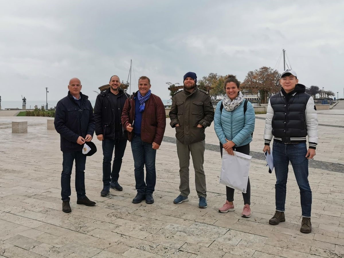 ICF praise preparations for 2021 SUP World Championships following site visit
