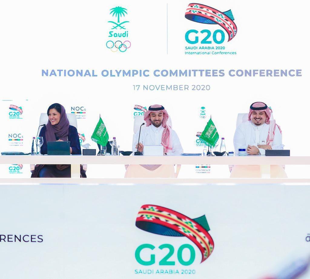 Saudi Arabia hosts NOC Conference ahead of 2020 G20 Riyadh Summit