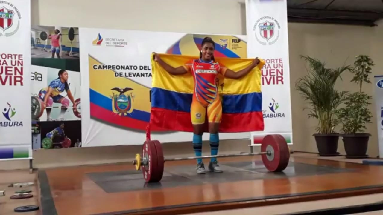 Golden day for Jimenez on seventh day of IWF Online Youth World Cup