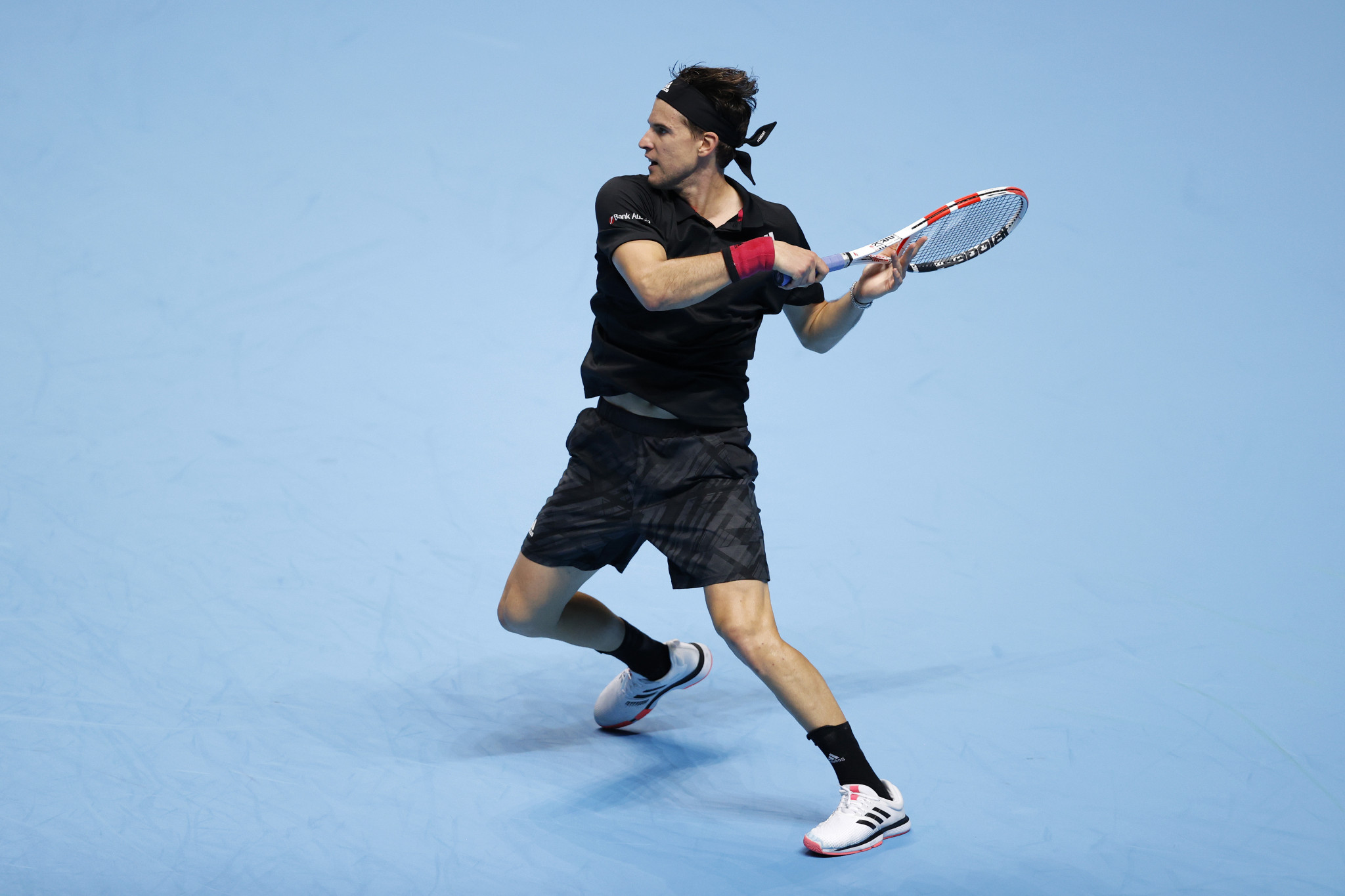 Dramatic day at ATP Finals as Thiem beats Nadal and Tsitsipas wins match in deciding set tie-break