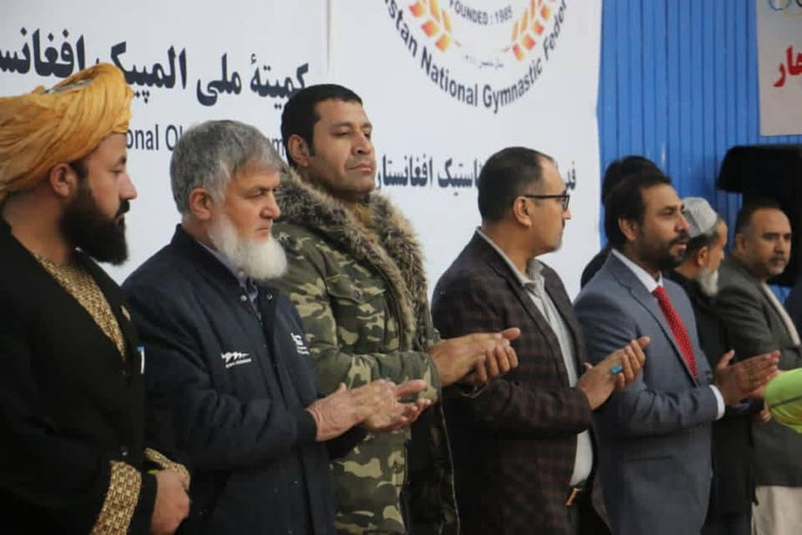 The Afghanistan National Olympic Committee held a gymnastics seminar in Kabul ©Afghanistan NOC