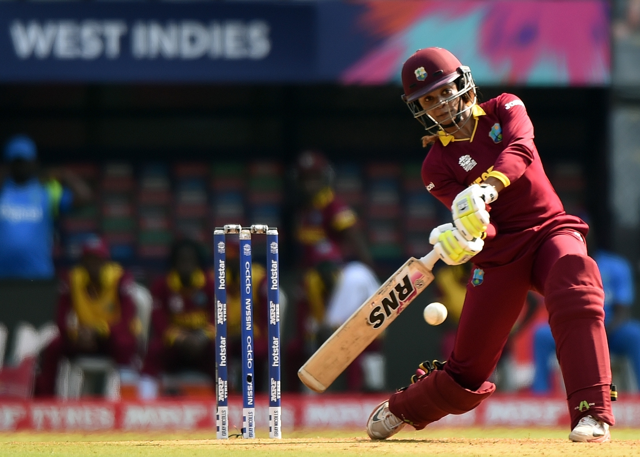 West Indies are currently ranked fifth in the ICC Women's T20I Team Rankings but the Caribbean countries will compete as individual teams at Birmingham 2022 ©Getty Images