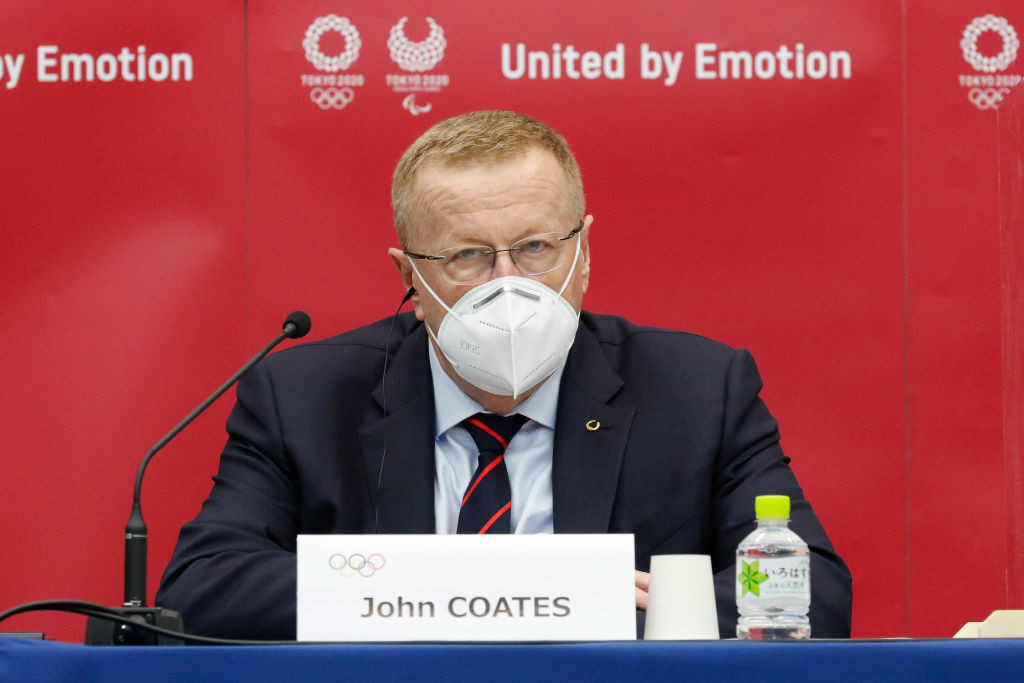 IOC Coordination Commission chairman John Coates suggested athletes should not hang around the Athletes' Village after their competitions have finished ©Getty Images