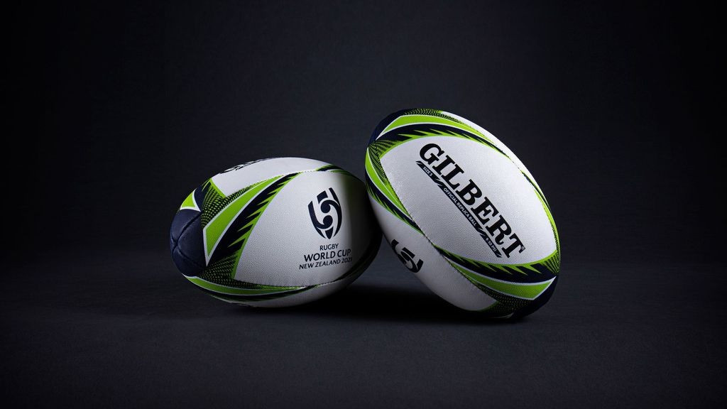 Official match ball unveiled for 2021 Women's Rugby World Cup ahead of draw