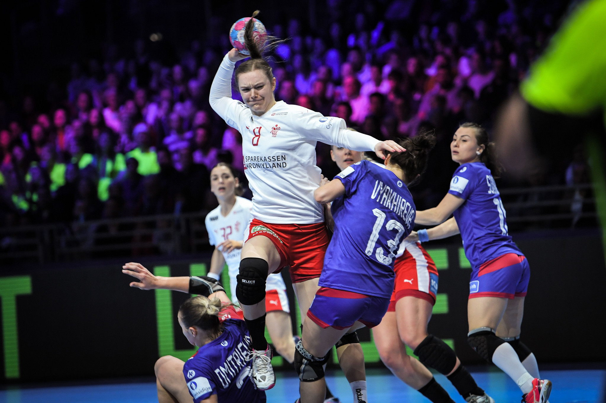 Denmark was due to co-host the 2020 European Women's Handball Championship only for Norway to withdraw ©Getty Images
