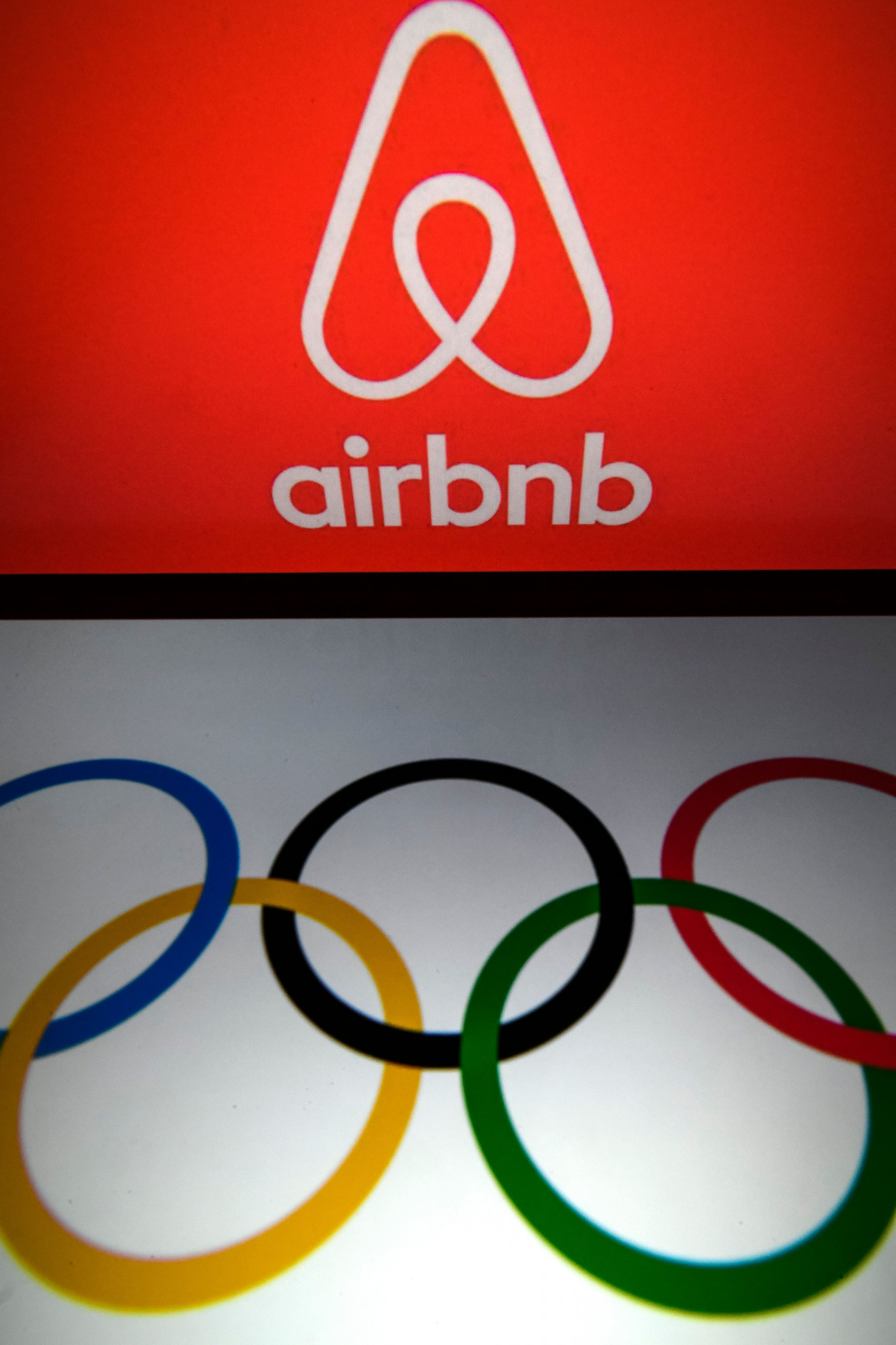 The IOC and Airbnb have been unveiled as inaugural winners of the Deal of the Year award as part of this year's Sport Industry Awards ©Getty Images