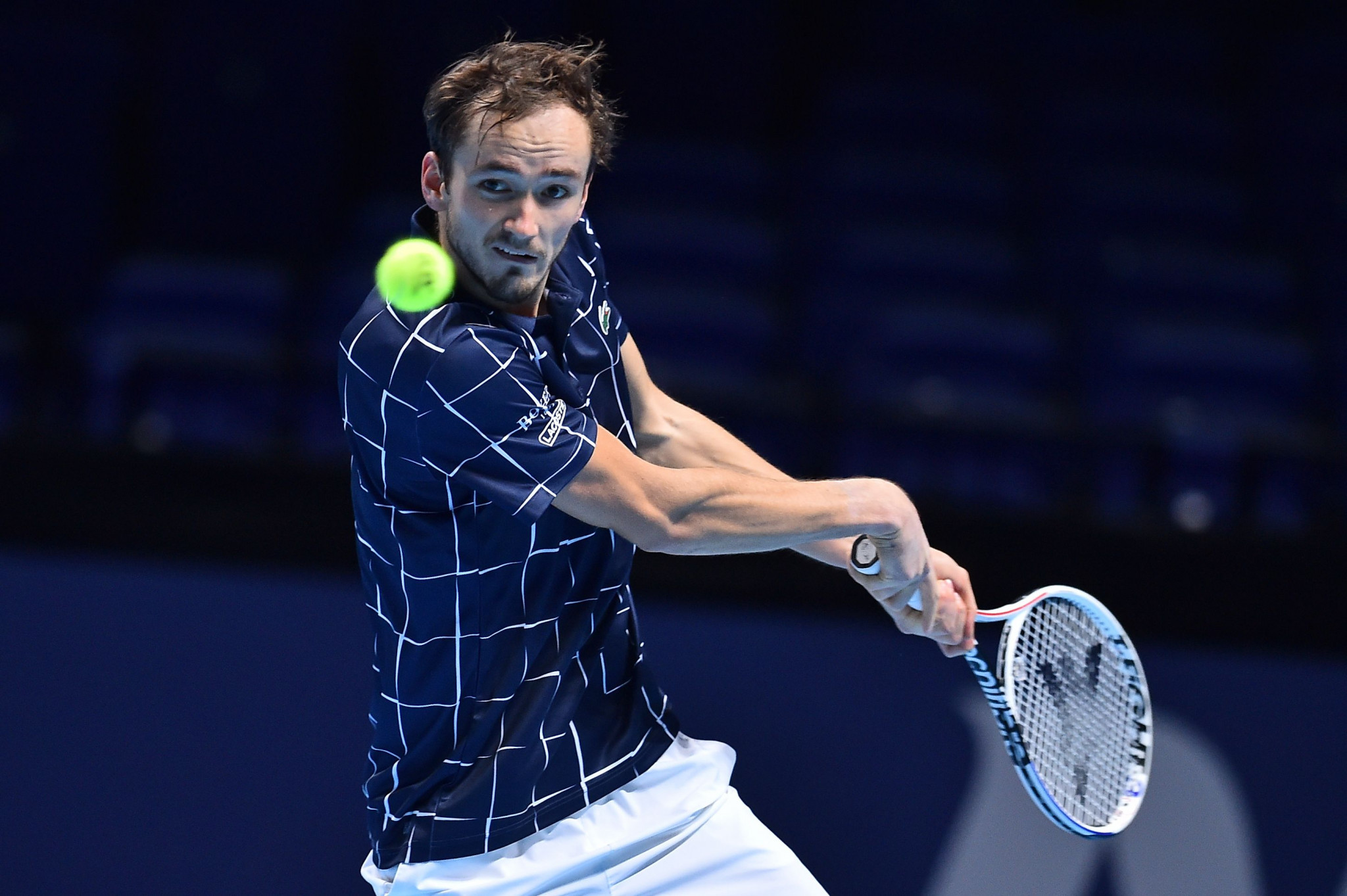 Daniil Medvedev is the only player yet to drop a set ©Getty Images