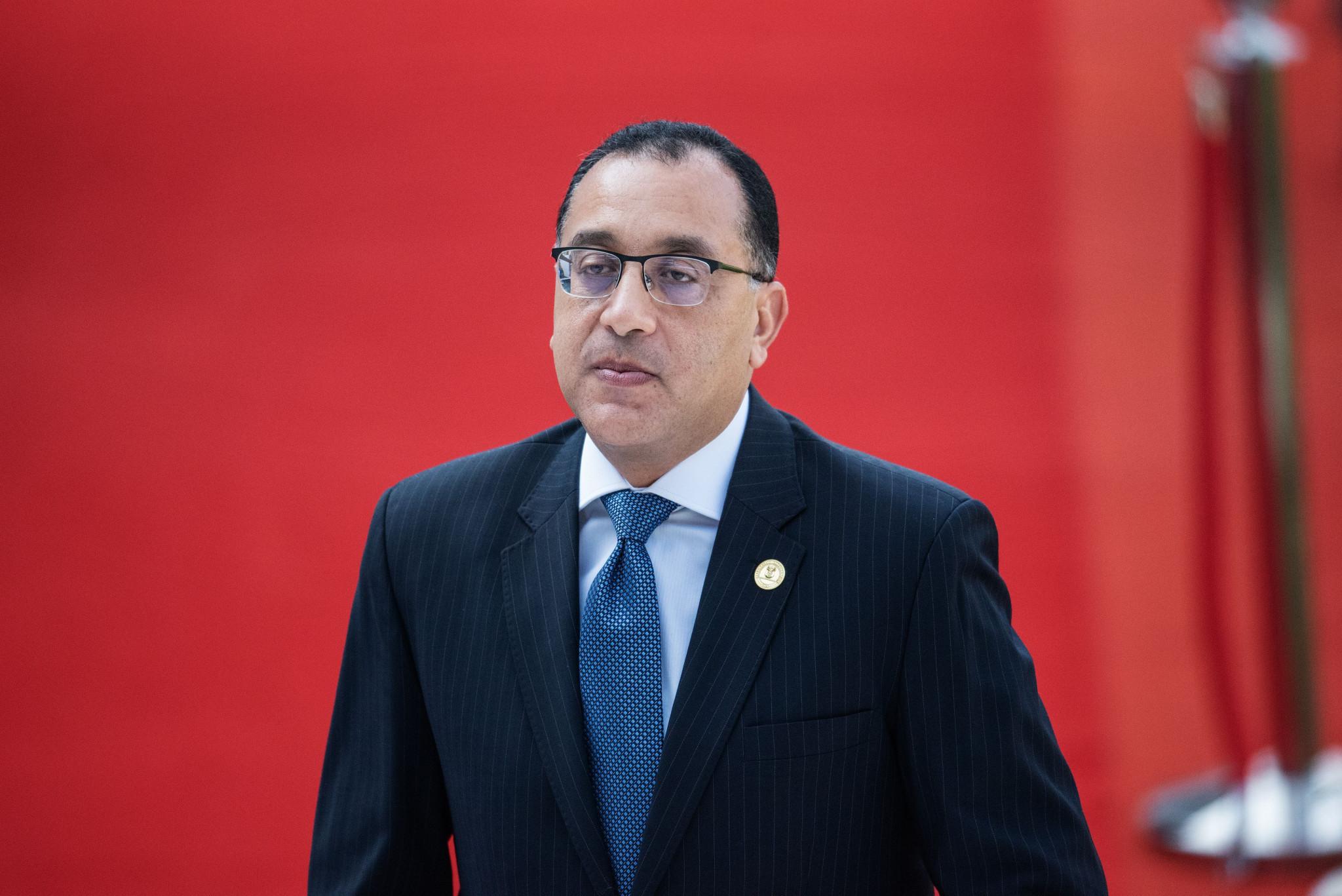 Egyptian Prime Minister hosts COVID-19 planning meeting for Men's Handball World Championship