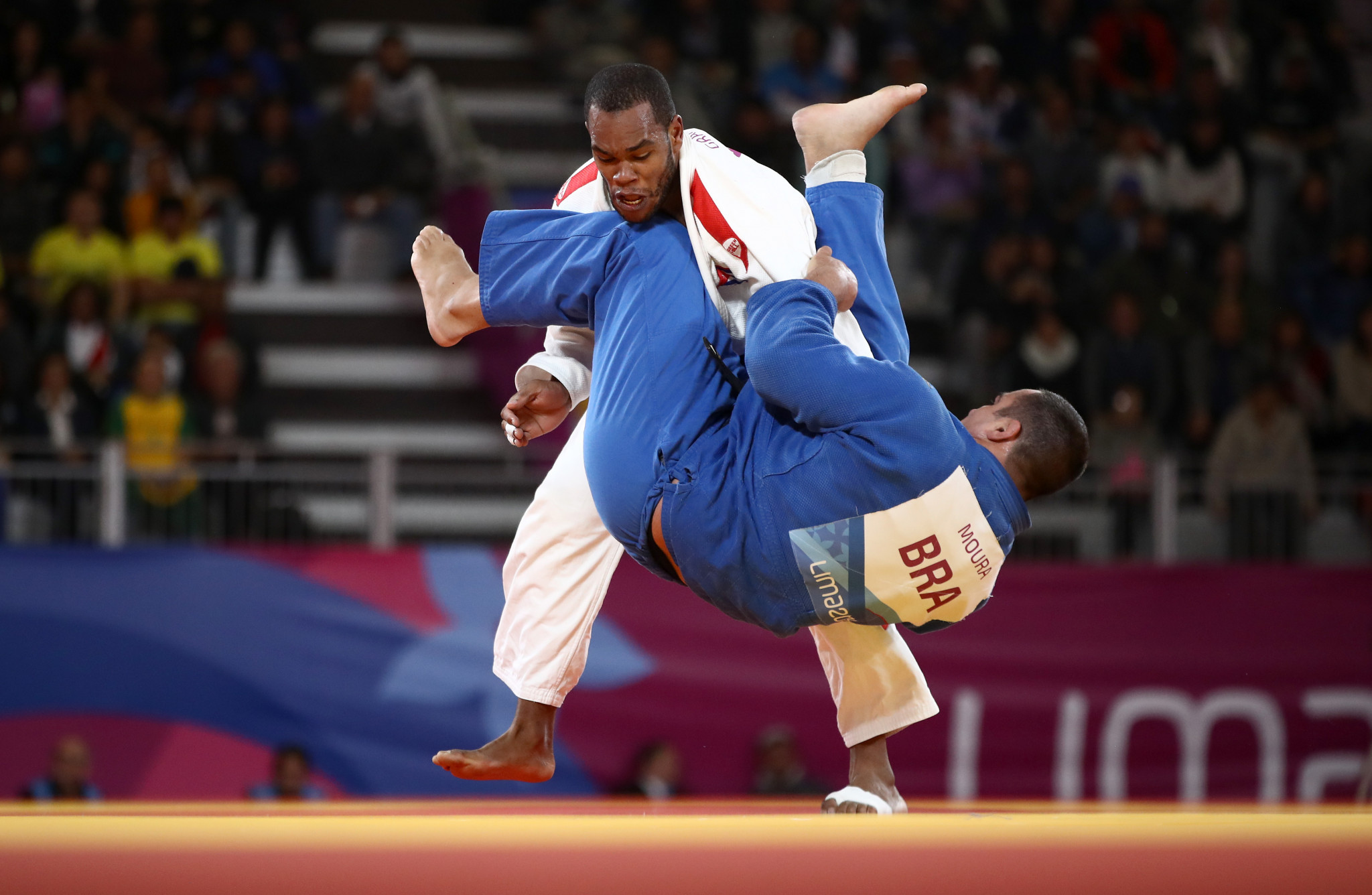 Olympic ranking points on offer at Pan American Judo Championships