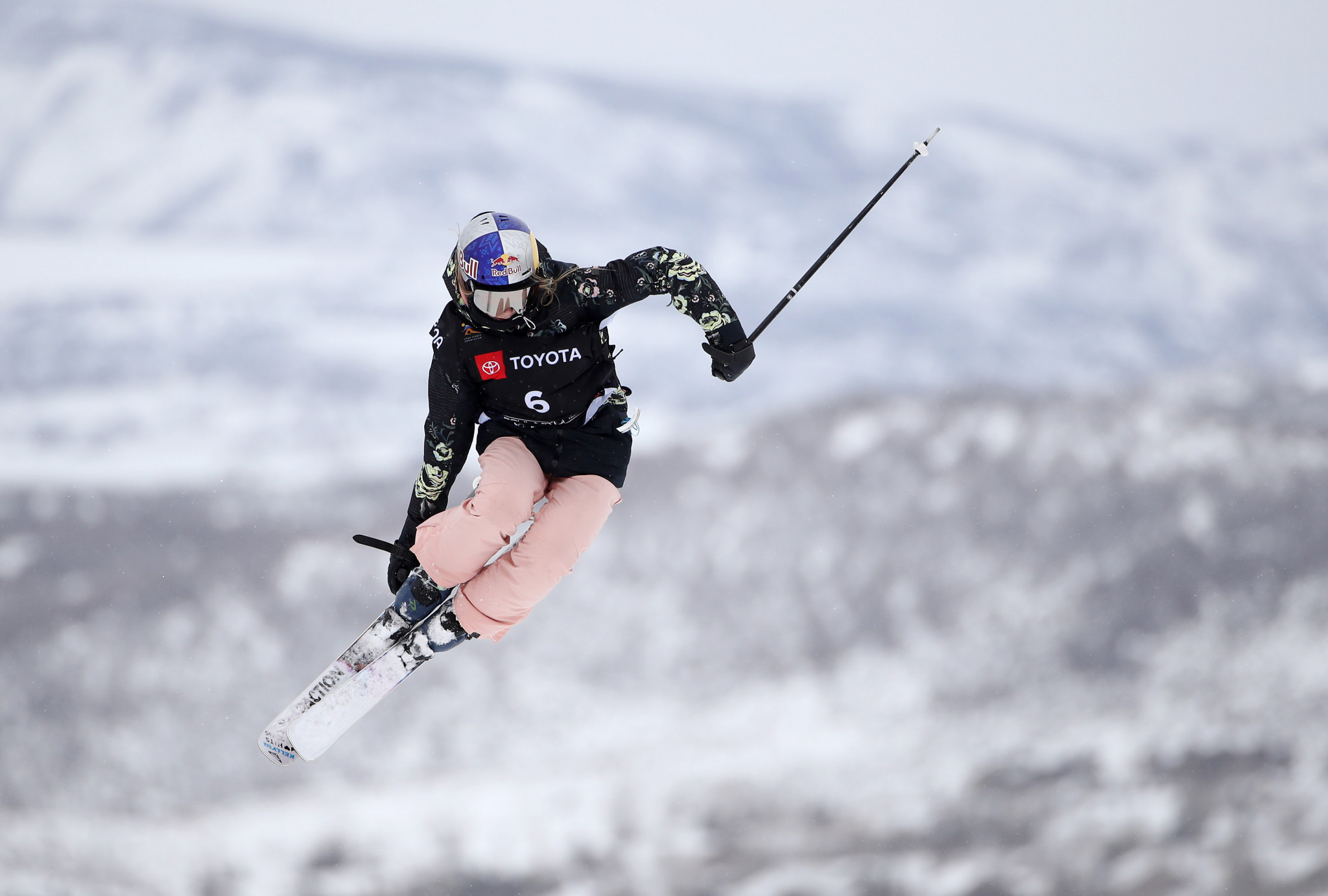 Sildaru tops women's qualification at FIS Freeski Slopestyle World Cup in Stubai