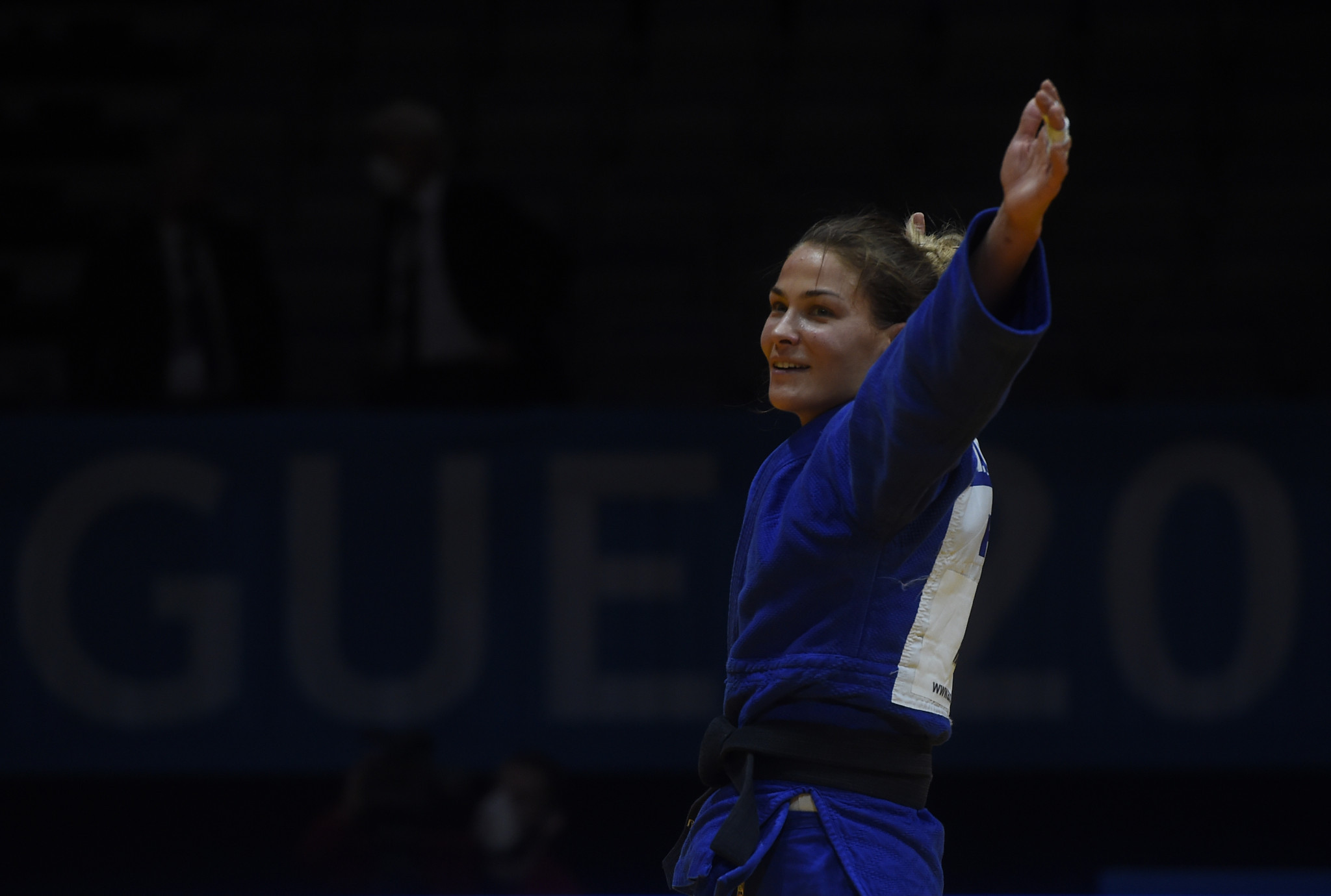 Hungarian Hedvig Karakas won a first European title today ©Getty Images