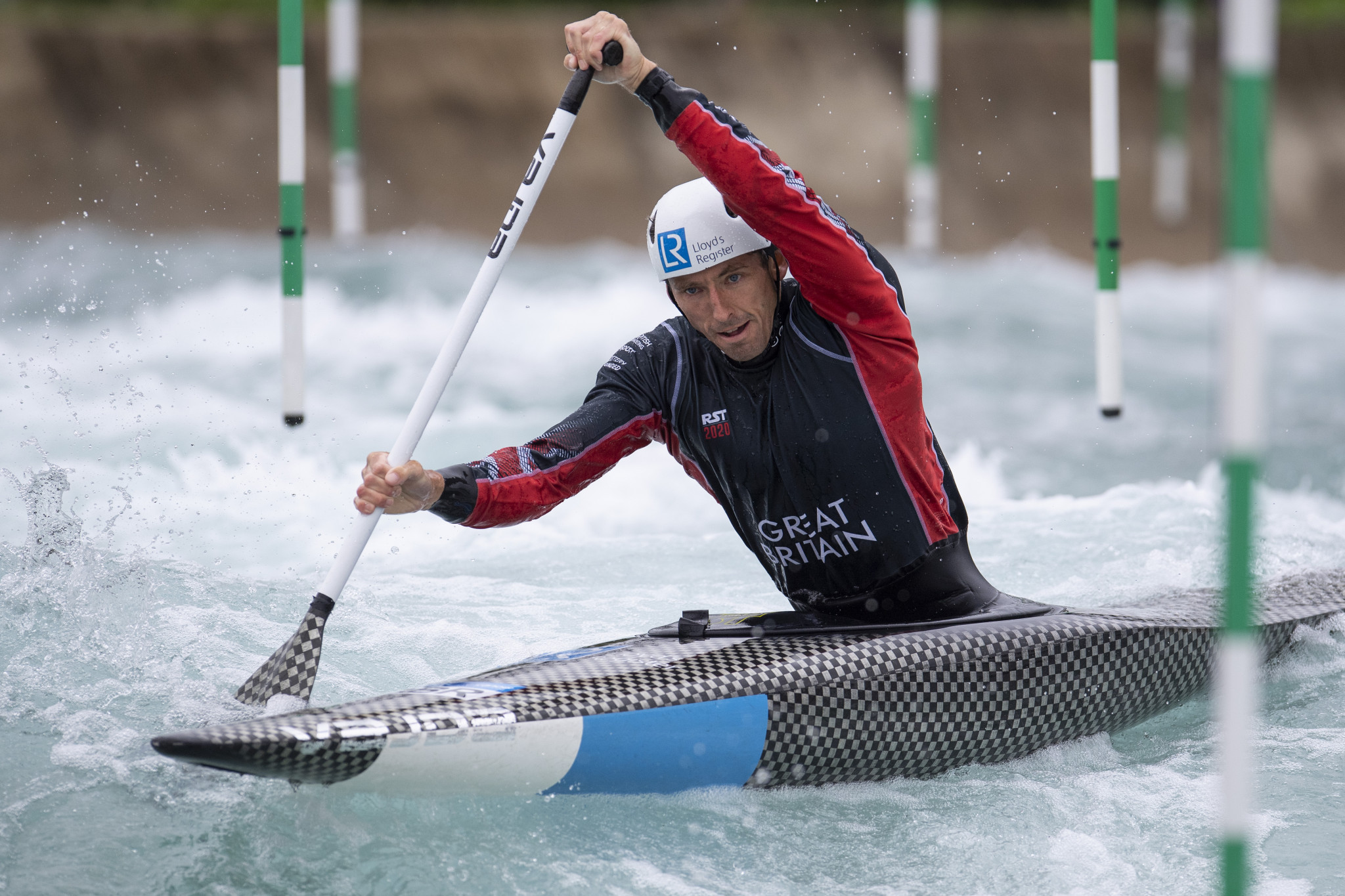 Nottingham in England is set to stage next year's ICF Canoe Freestyle World Championships ©Getty Images