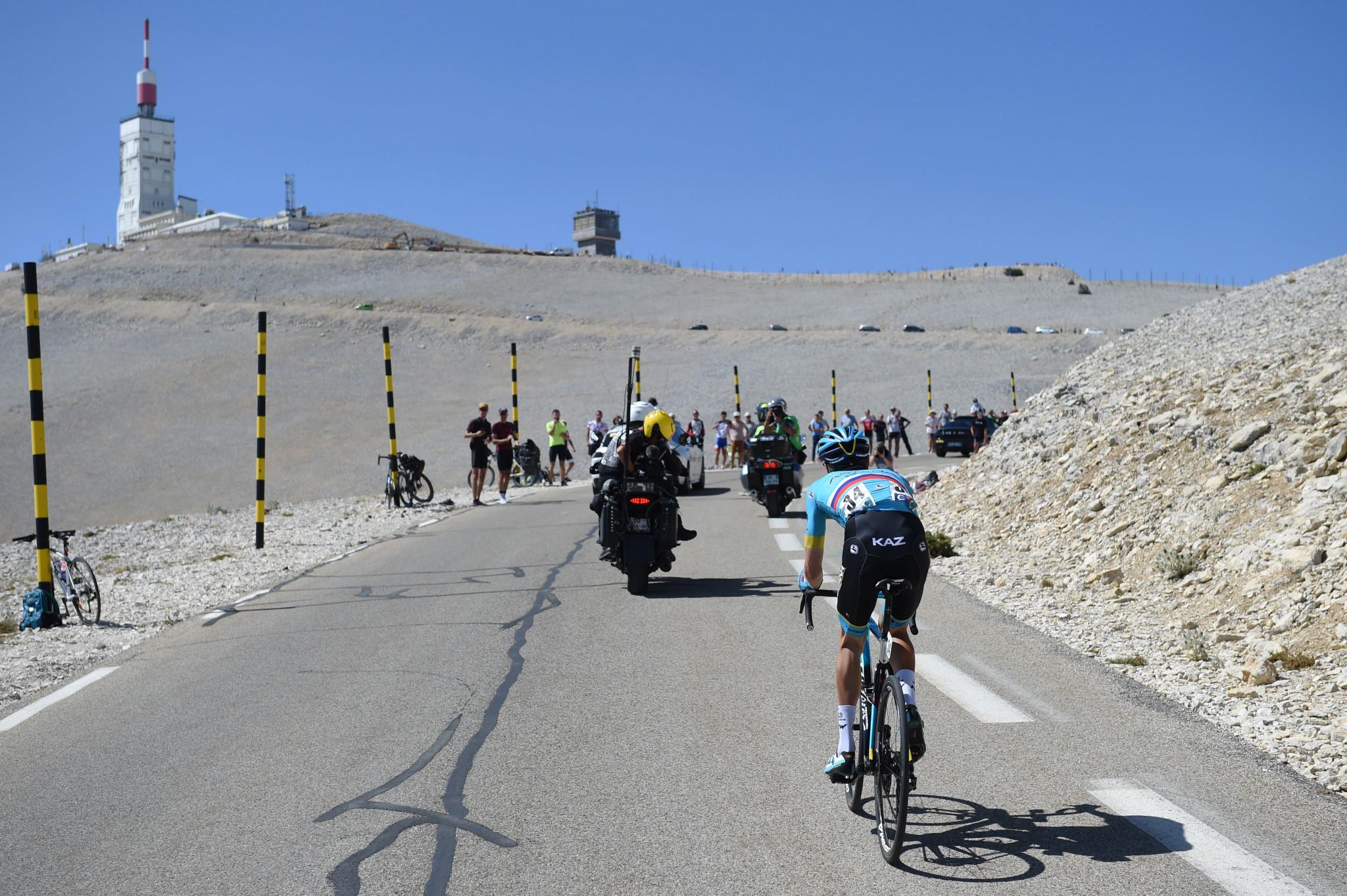 Double ascent of Mont Ventoux headlines 2021 Tour de France route