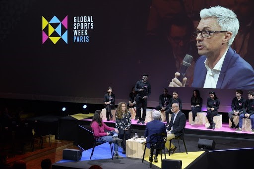Paris 2024 President Estanguet added to Global Sports Week line-up