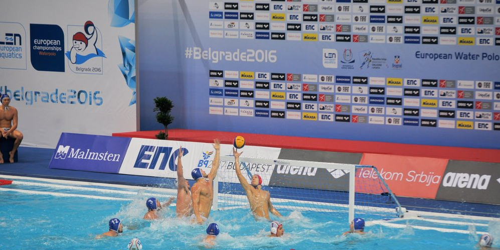 Spain overcame Slovakia in the opening day of the European Championships ©Belgrade 2016