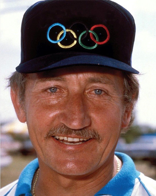 Controversial Polish cycling coach Edward Borysewicz, who led the United States to unprecedented Olympic success, has died at the age of 81 ©Twitter