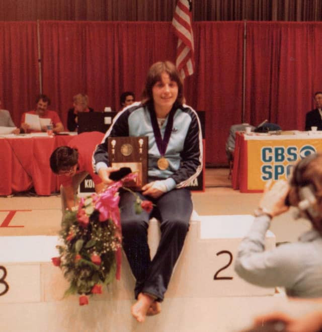 Jocelyne Triadou is above all known for being the first Frenchwoman to become world champion, winning the world title in 1980 in New York © IJF