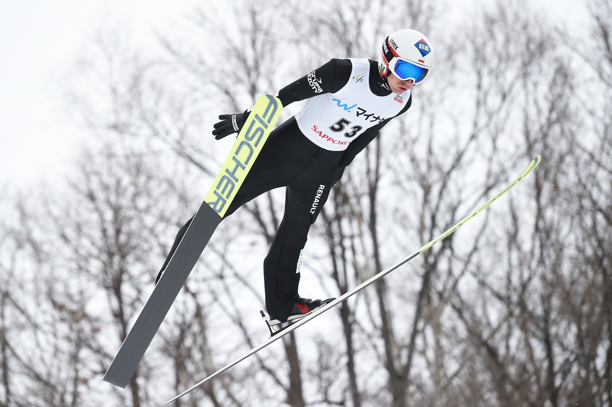 Stoch tops qualifying at season-opening FIS Ski Jumping World Cup leg in Wisla