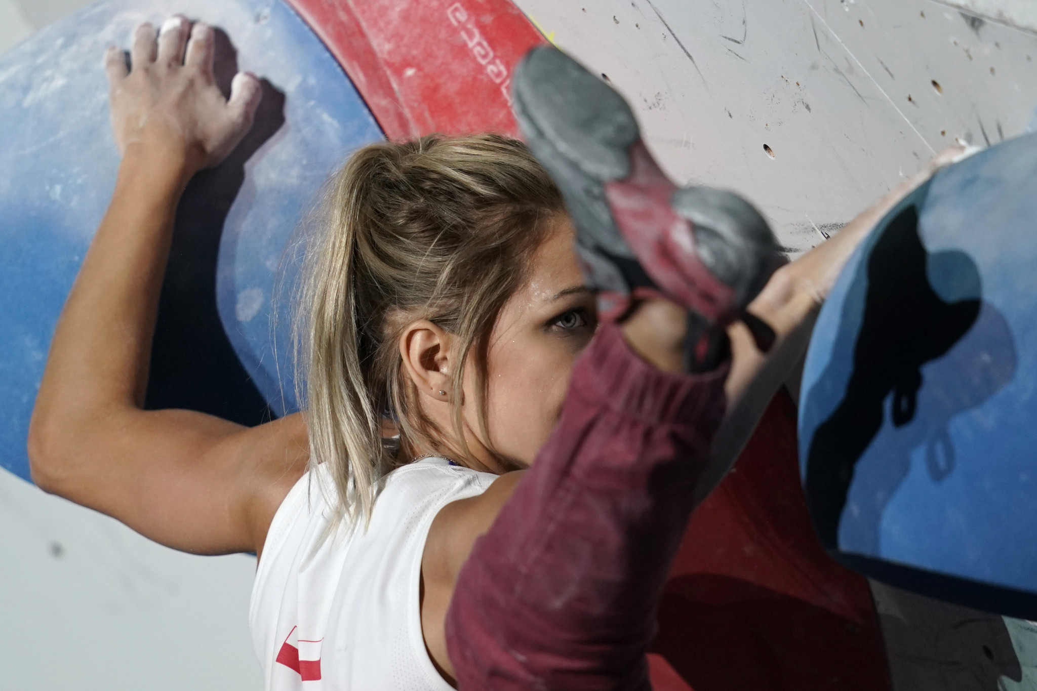 Two Olympic places on offer at delayed IFSC European Championships