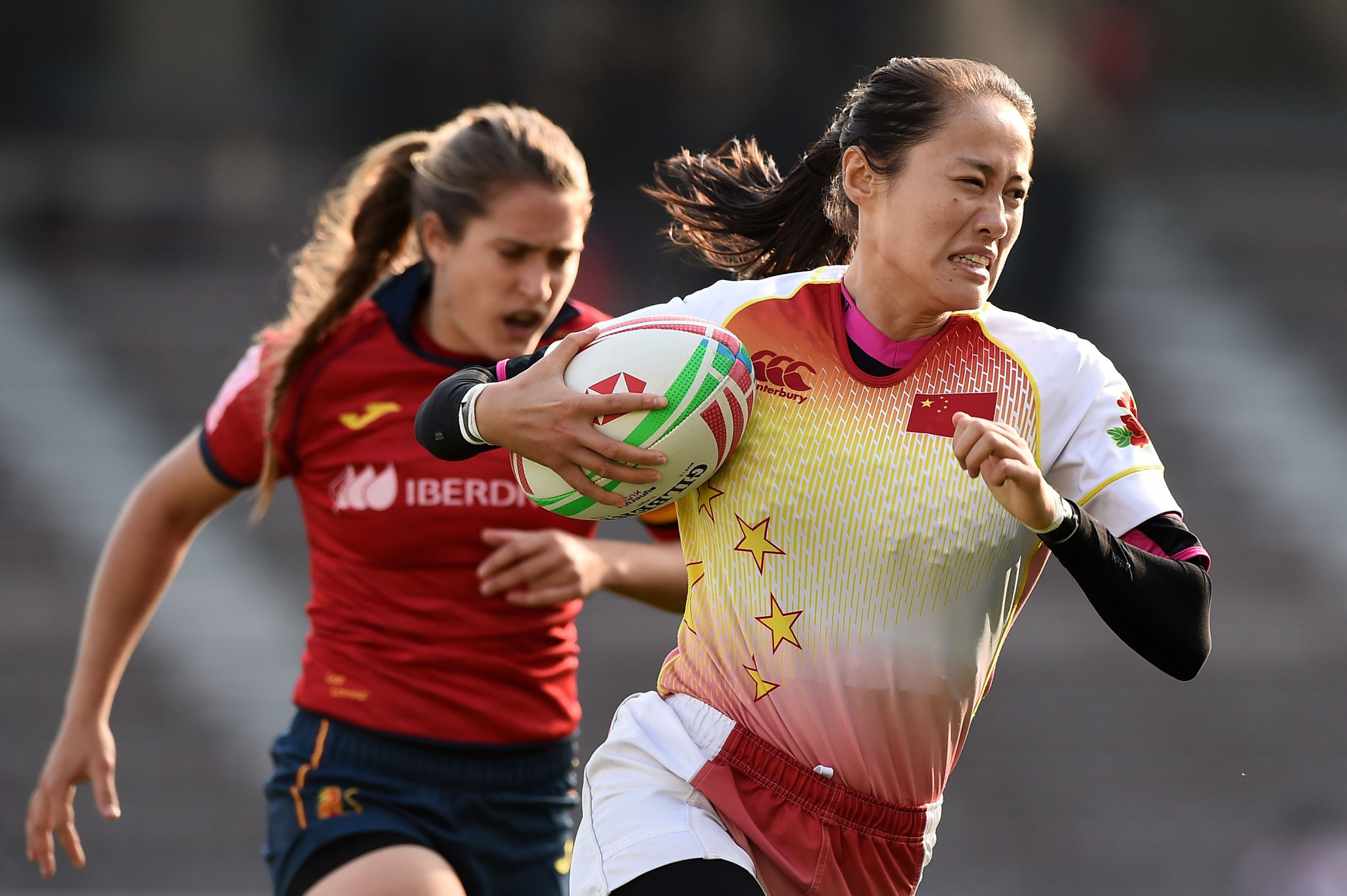 China aiming for women's rugby sevens quarter-final at Tokyo 2020