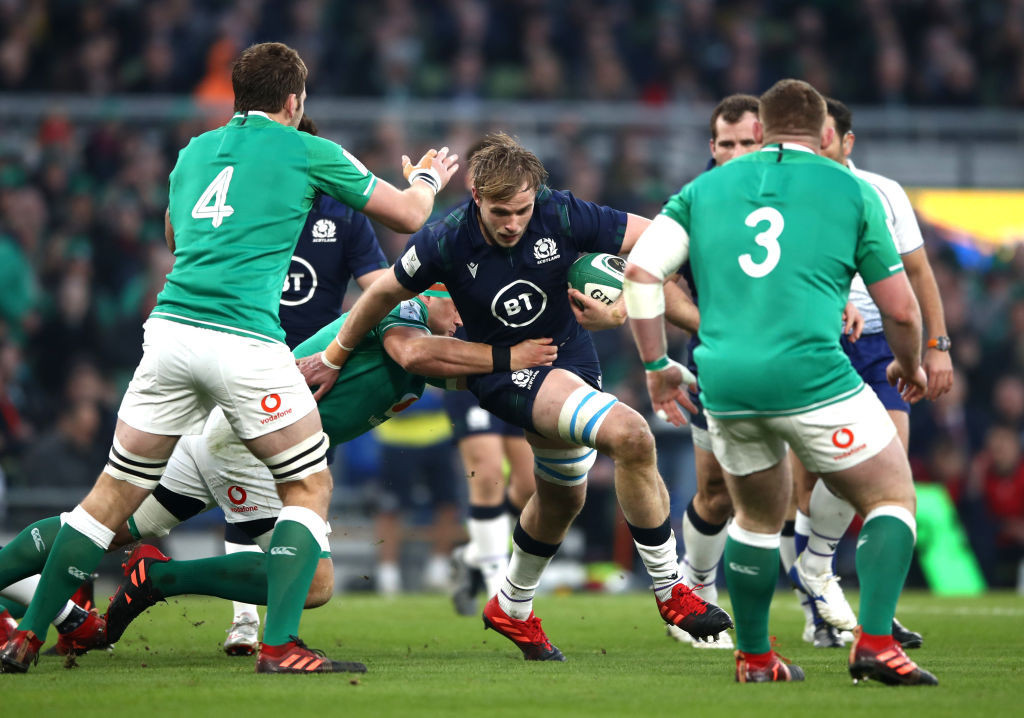 Octavian Morariu says one of his main goals is closing the level between leading Rugby Europe countries and those contesting the Six Nations ©Getty Images