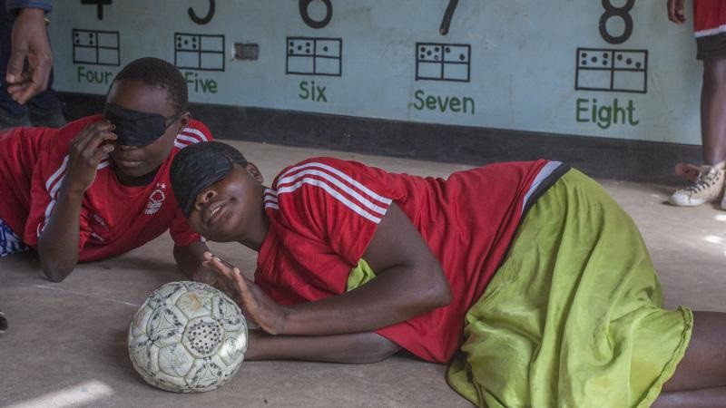 The IPC is hoping to change perceptions of people with disabilities in Africa ©IPC