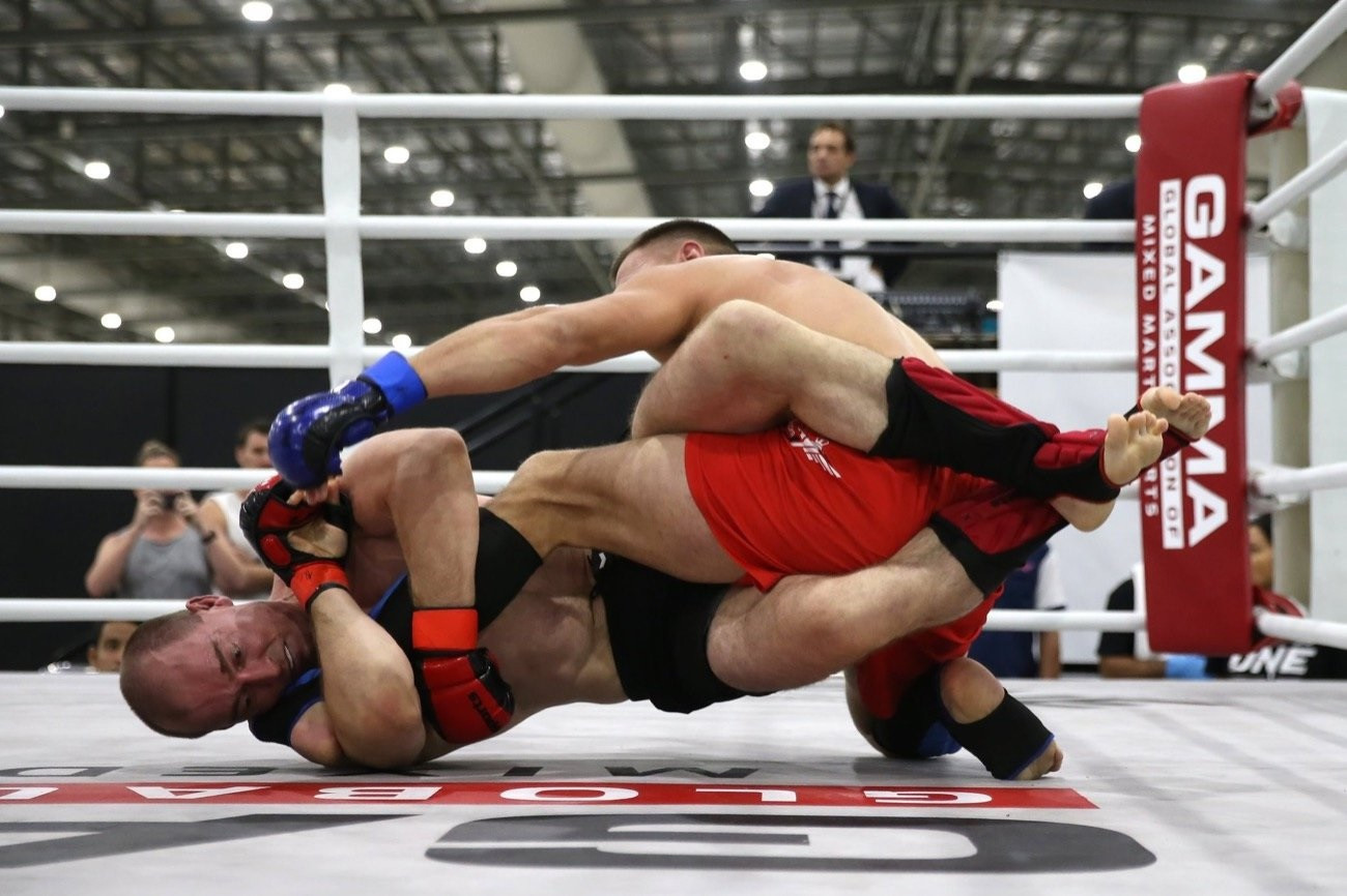 GAMMA establishes sanctioning arm for professional fighters