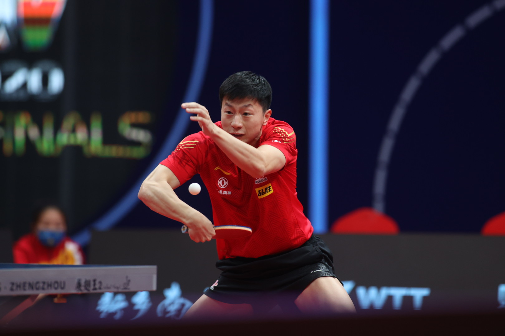 Ma and Fan set for another final as Chen closes in on ITTF Finals history