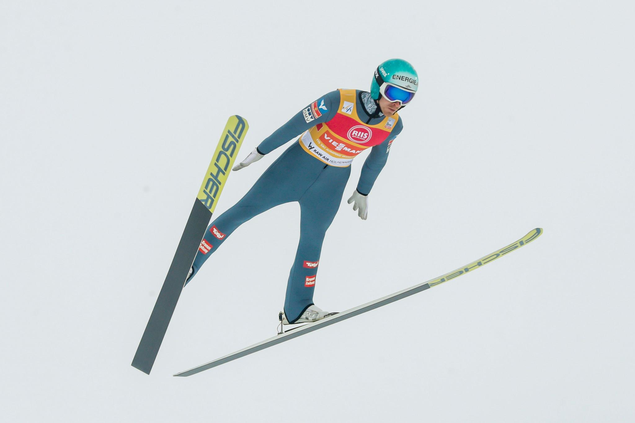 Austria win team event at FIS Ski Jumping World Cup in Wisla