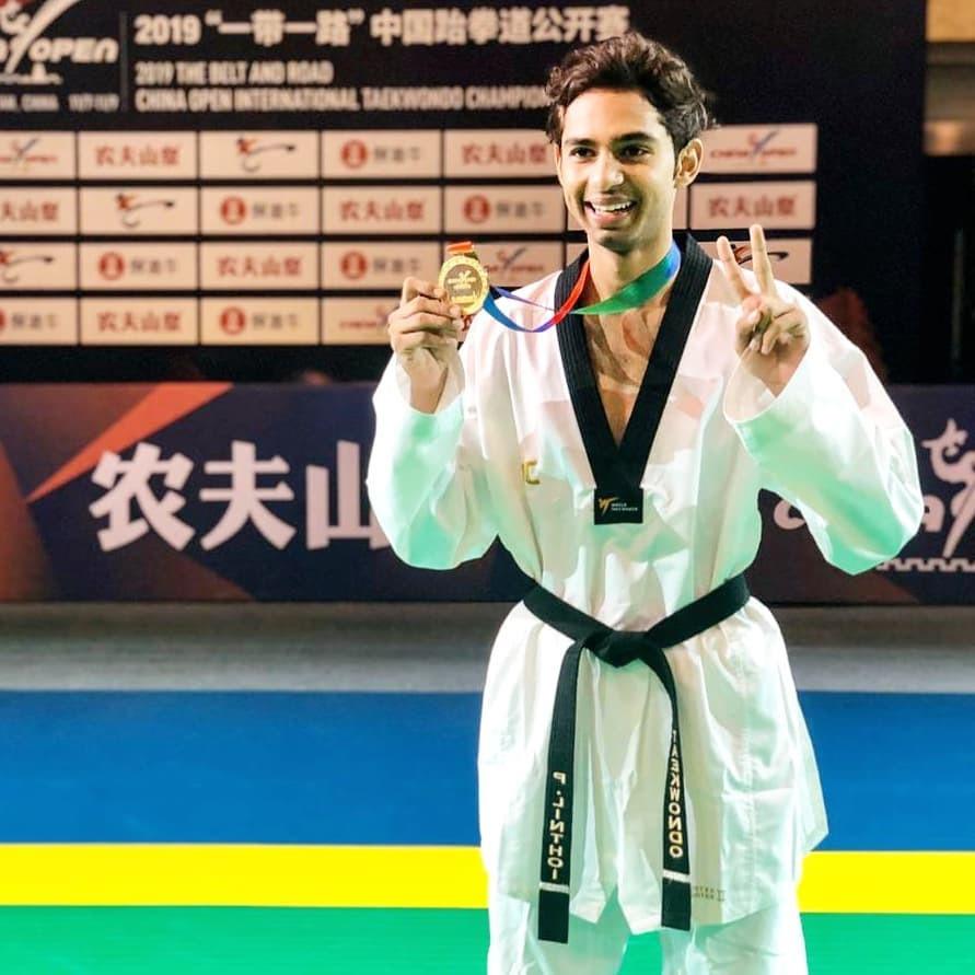 Bhandari among taekwondo athletes bidding to make Olympic history for India