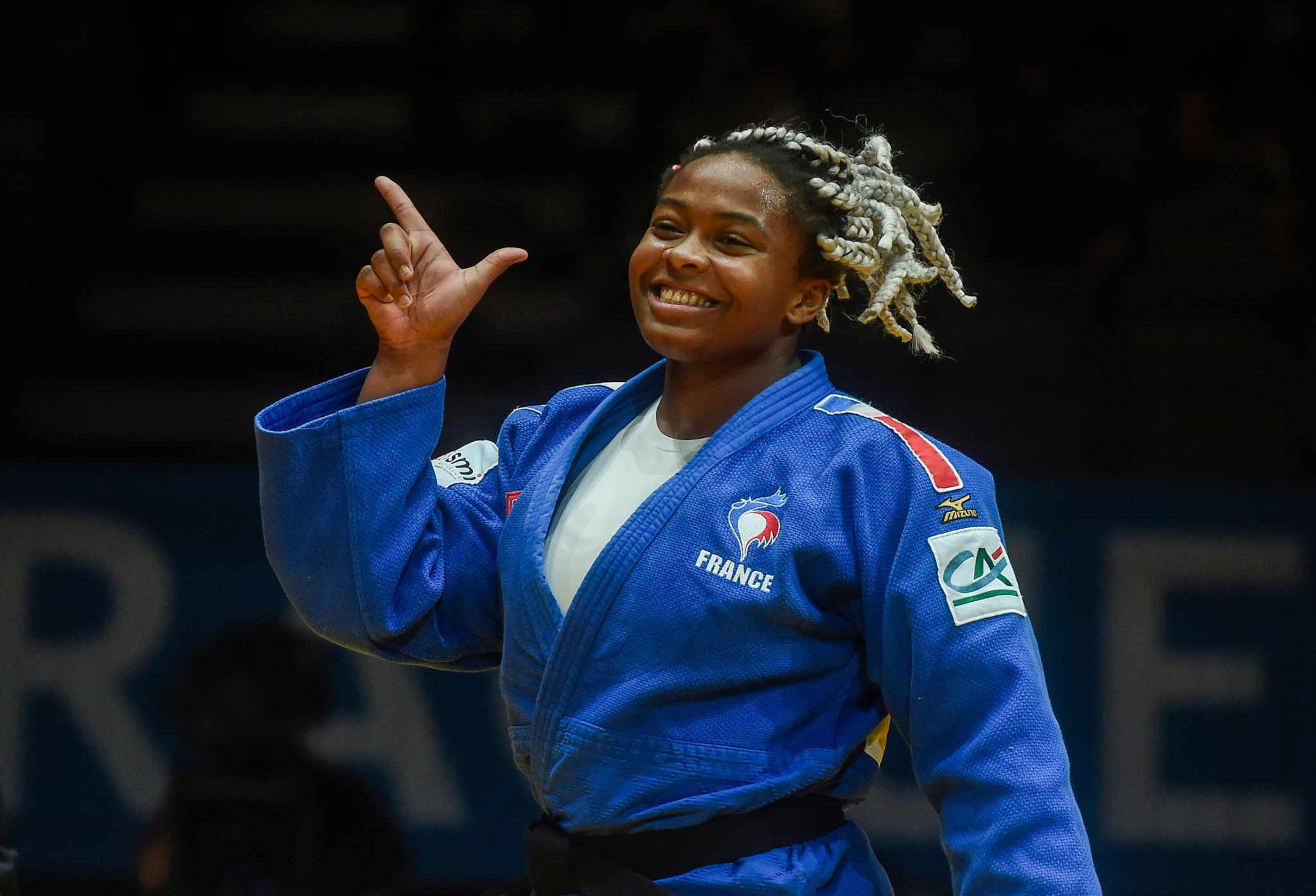 France win five of seven women's titles at European Judo Championships