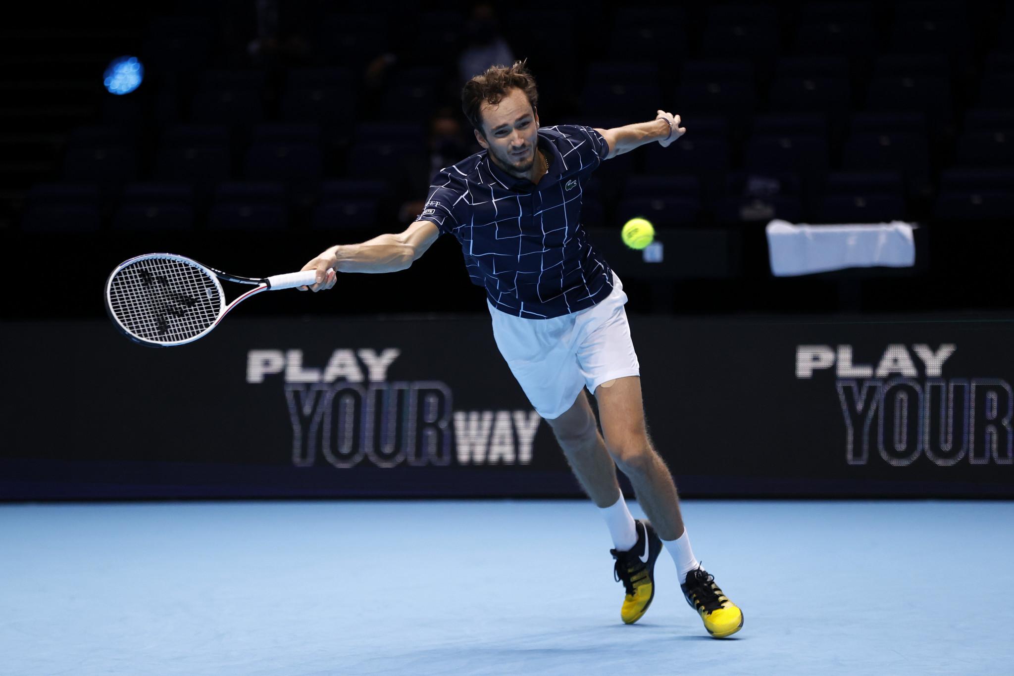 Medvedev and Thiem defeat big guns to set up ATP Finals final showdown