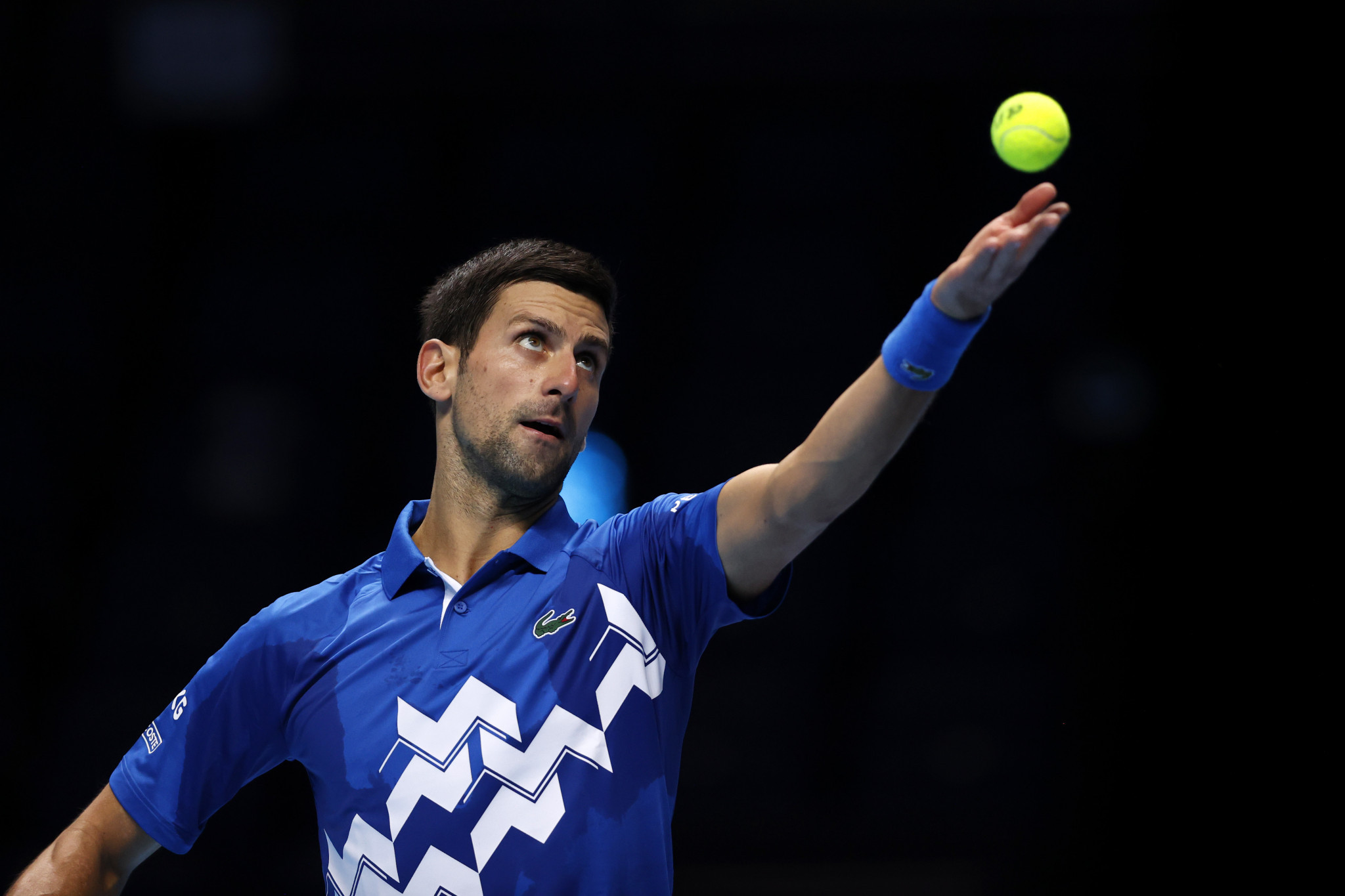 Novak Djokovic's wait for a sixth ATP Finals title goes on- he was last victorious in 2015