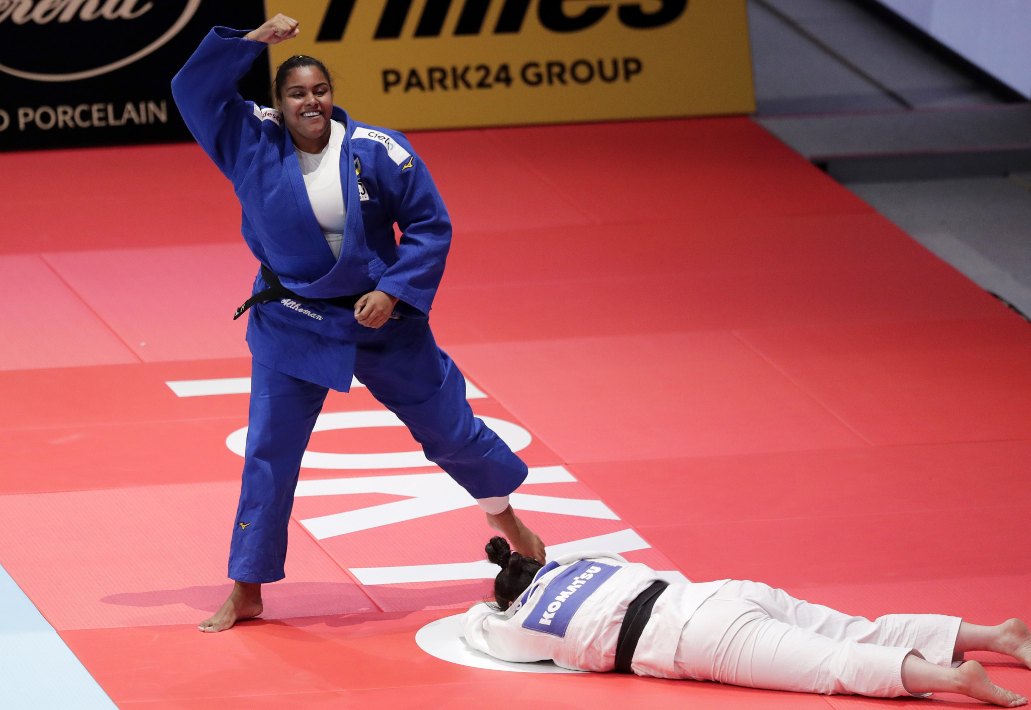 Brazil rack up eight medals on day two of Pan American Judo Championships