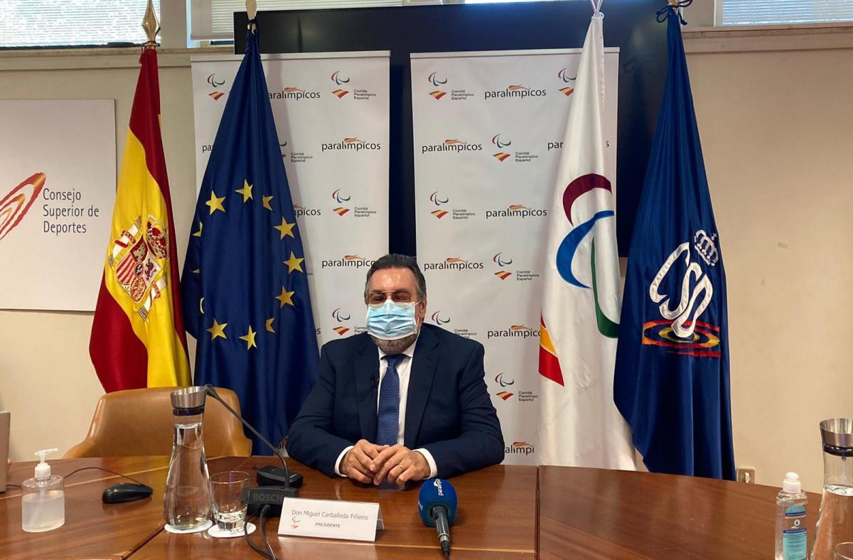Spanish Paralympic Committee thanks companies for support during COVID-19 pandemic