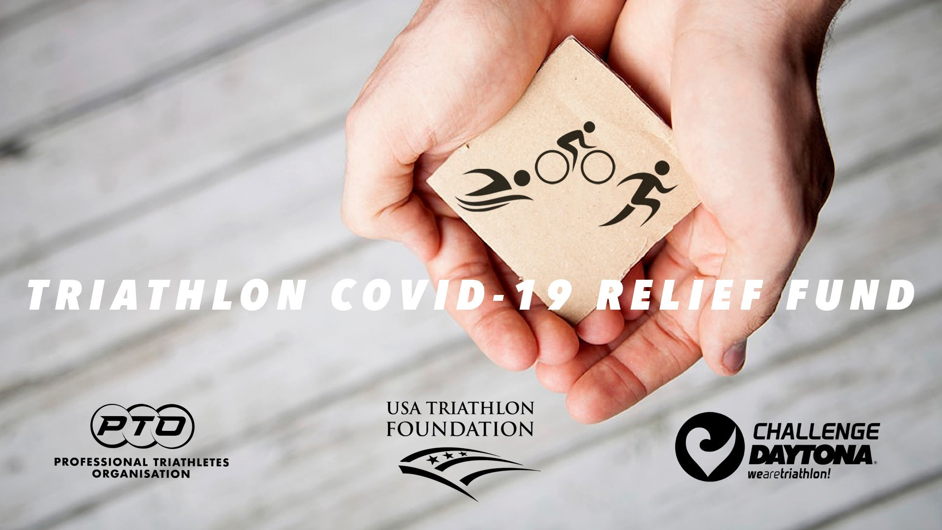 Triathlon COVID-19 relief fund launched ahead of PTO 2020 Championship