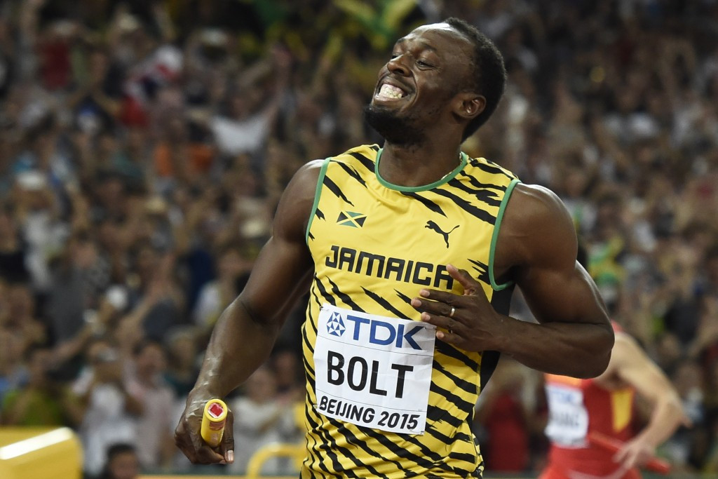 Jamaican sprinter Usain Bolt would also see his 100m and 200m records wiped clean