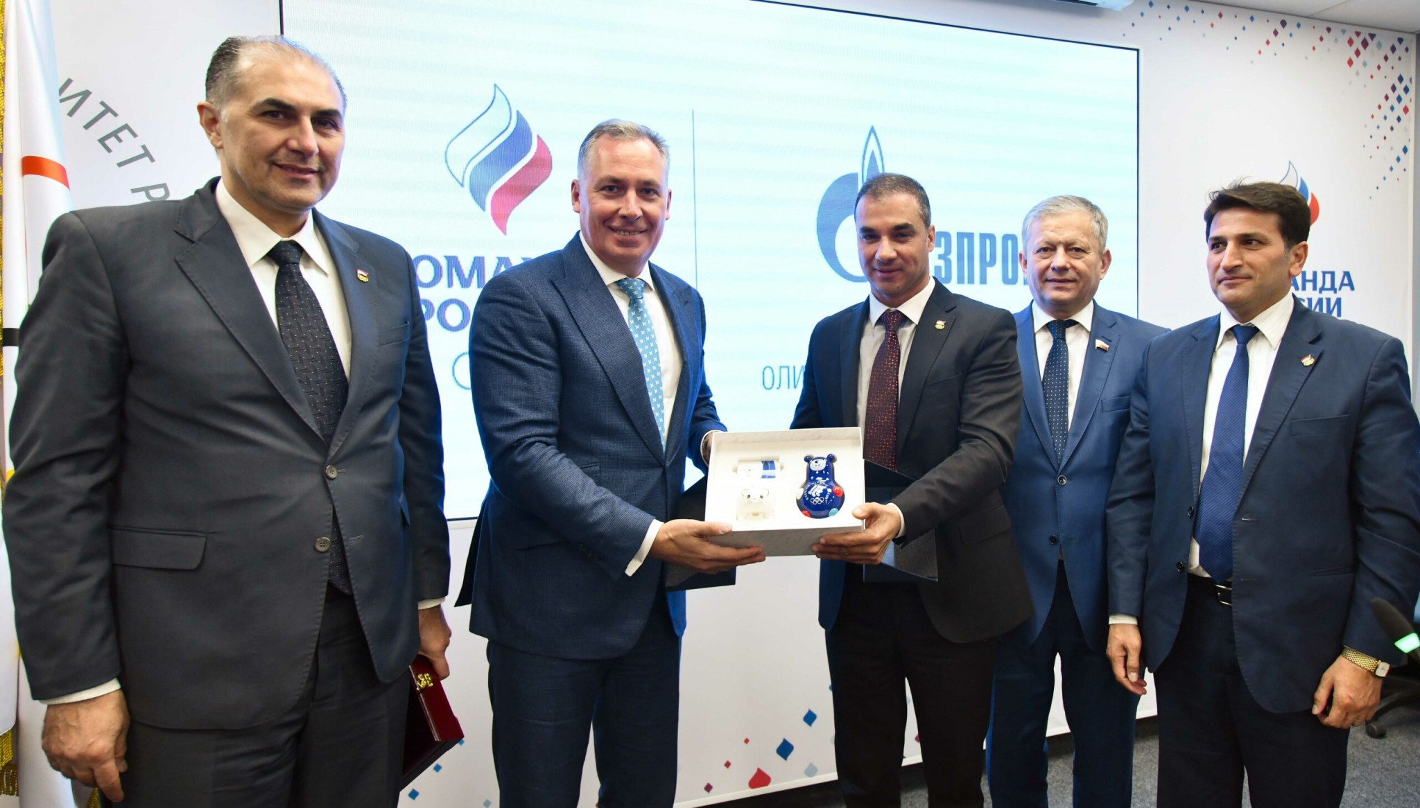 Syrian NOC delegation visits Moscow to discuss cooperation and use of Russian facilities