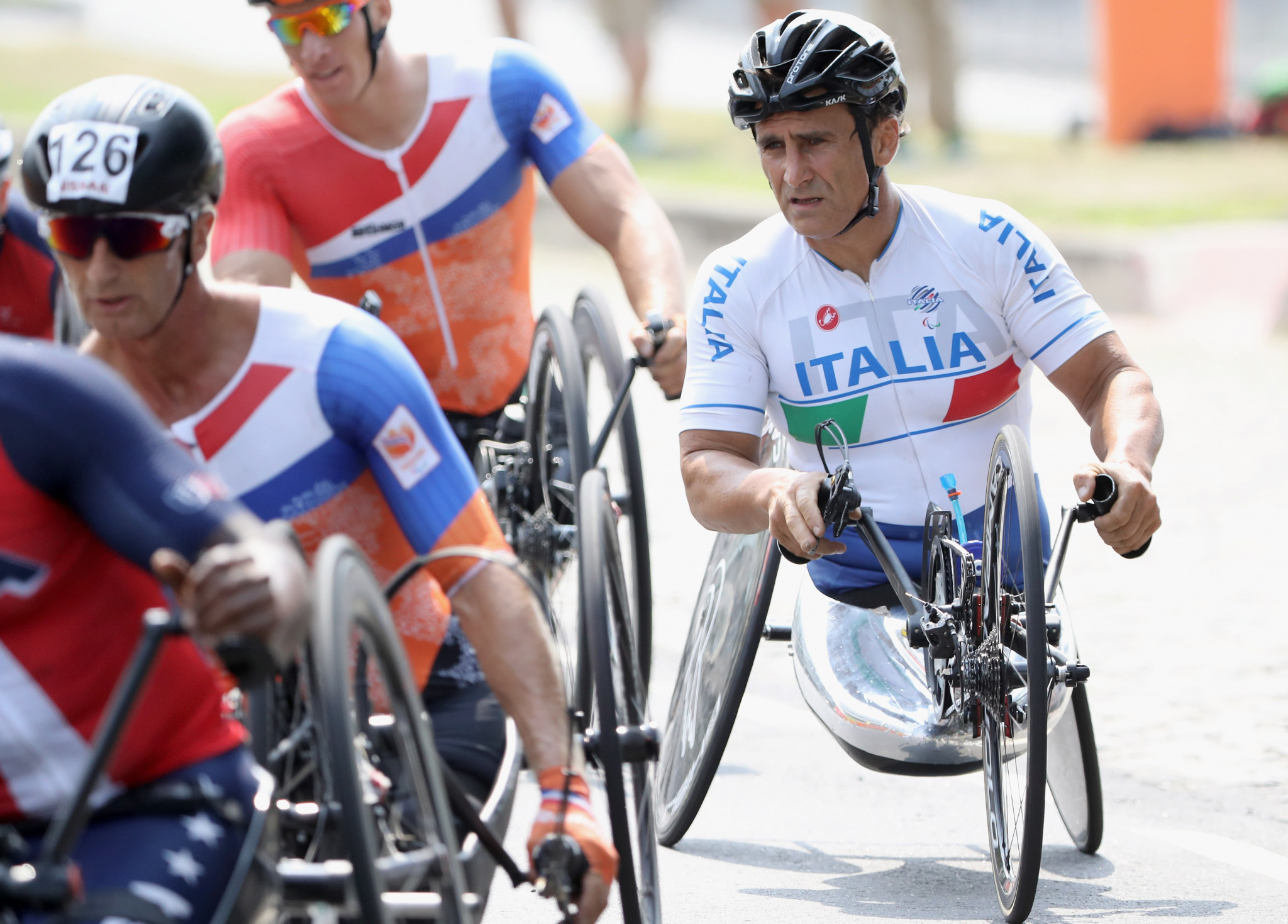 Zanardi transferred to hospital closer to home after condition stabilises