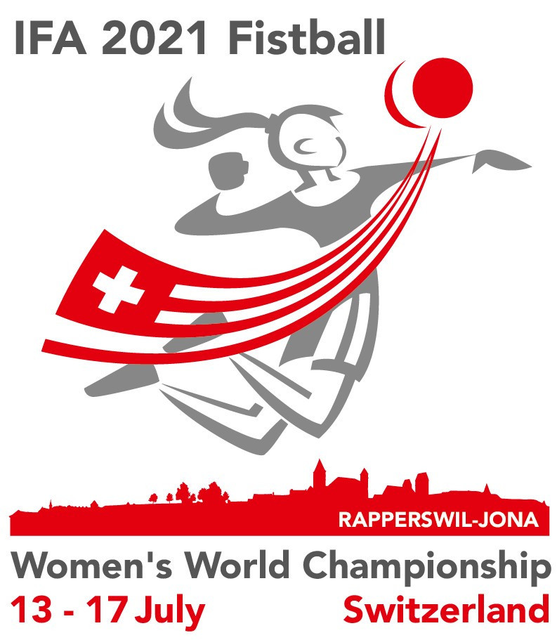 A logo for the 2021 Women's Fistball World Championship has already been created ©IFA