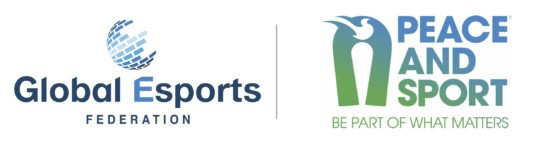 Peace and Sport has joined forces with the Global Esports Federation ©Peace and Sport