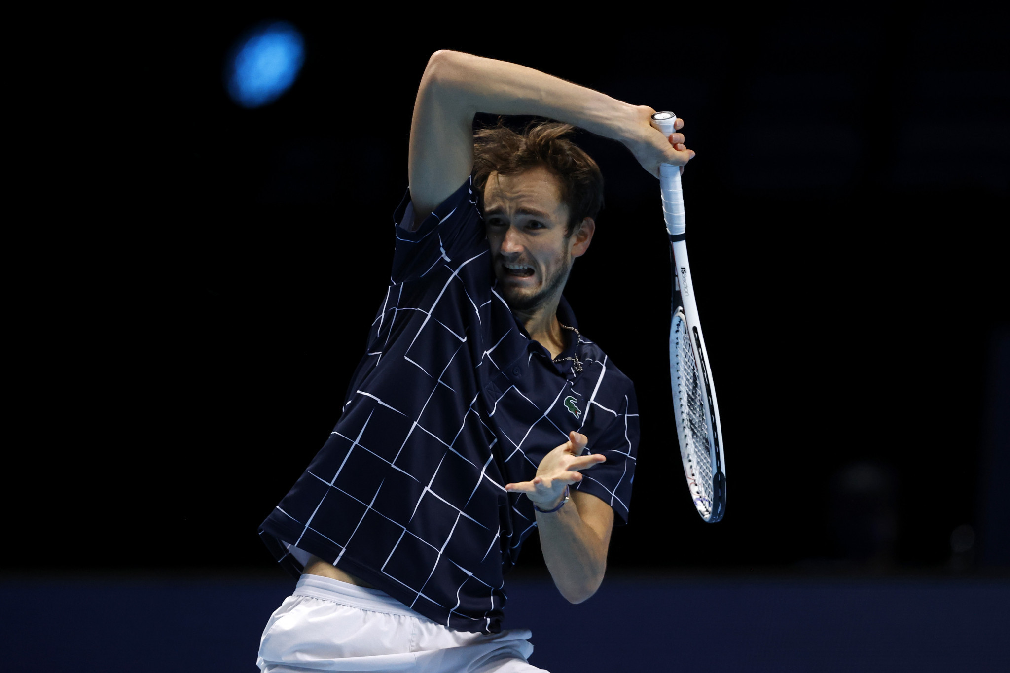 Daniil Medvedev won each of his five matches at the ATP Finals and beat each of the world's top three ©Getty Images