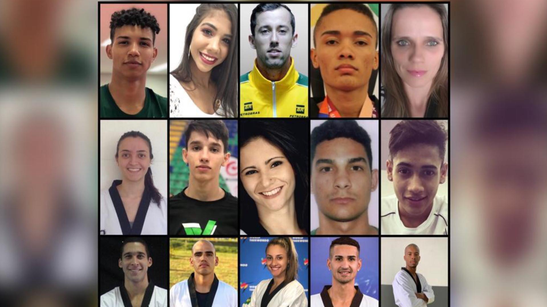 Brazilian Taekwondo Confederation launches Athletes' Commission