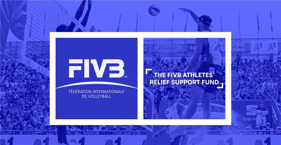 International Volleyball Federation approves 80 applications from players for relief funding