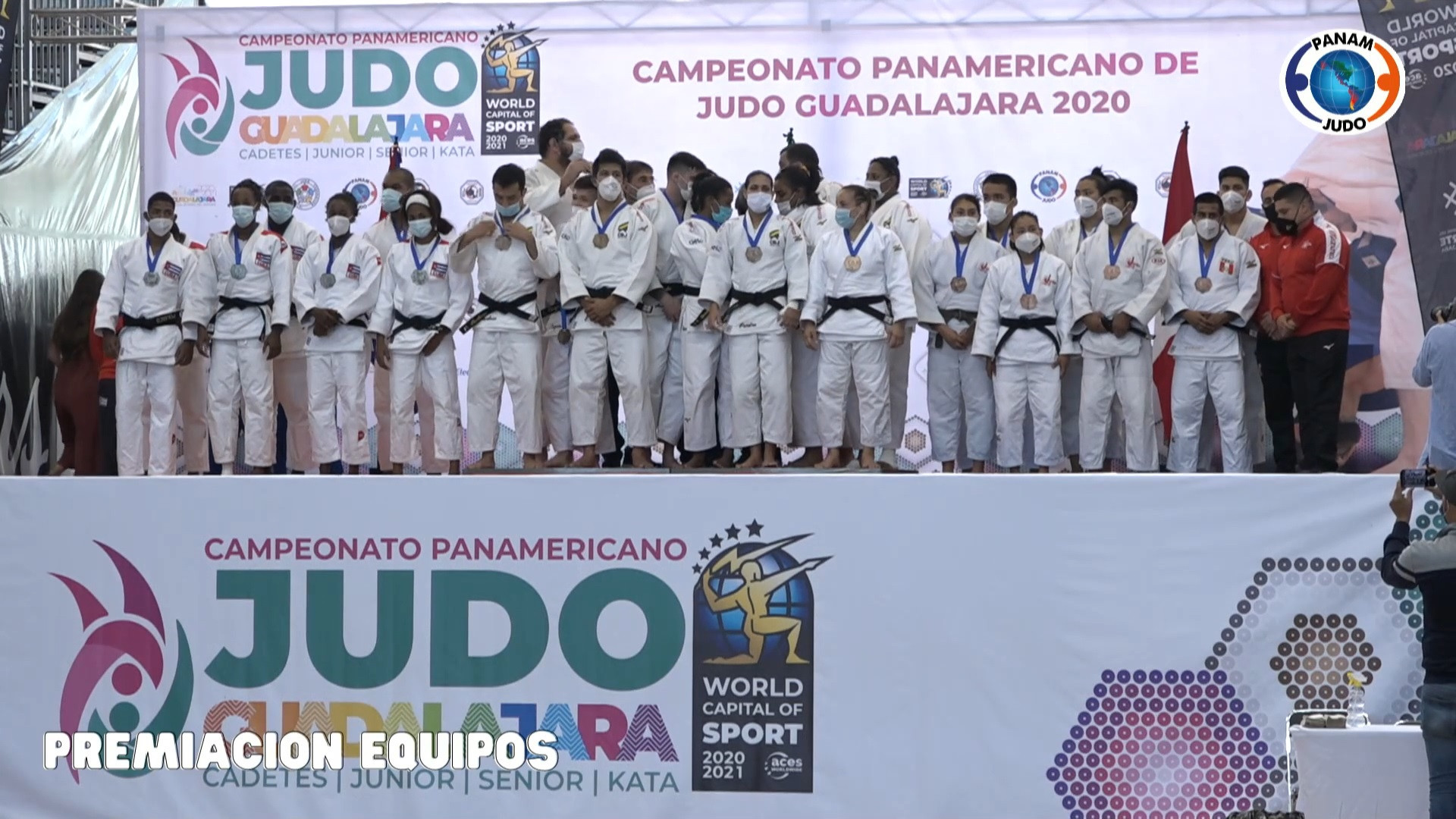 Pereira wins tie-breaker as Brazil clinch final gold at Pan American Judo Championships