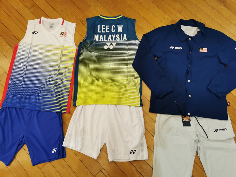 Malaysian badminton star Lee receives uniform for Tokyo 2020 despite retirement