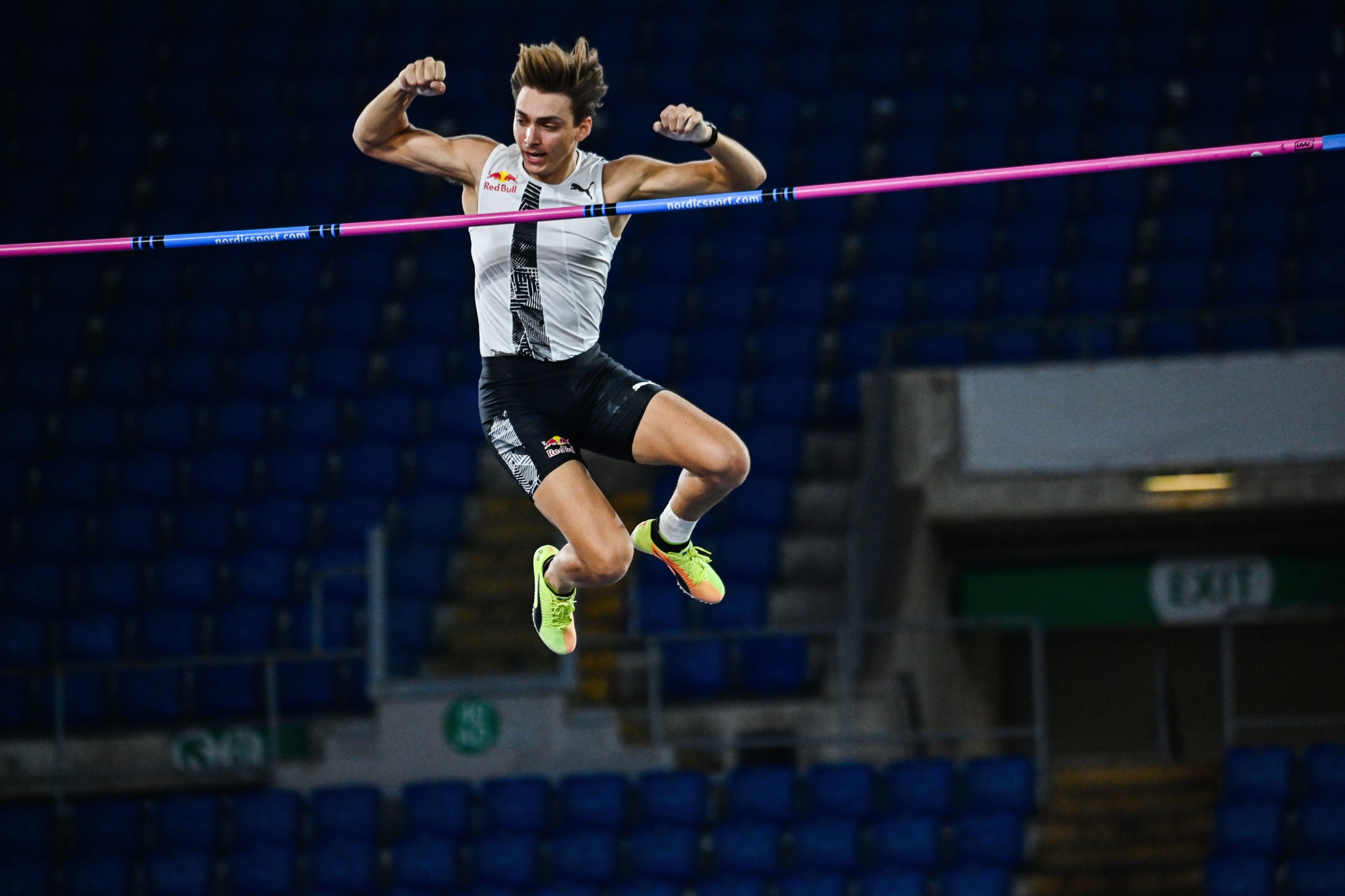 Pole vault star Duplantis among five finalists for Male World Athlete of the Year 2020